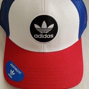 adidas Accessories - Adidas Originals Circle Trucker Hat Authentic